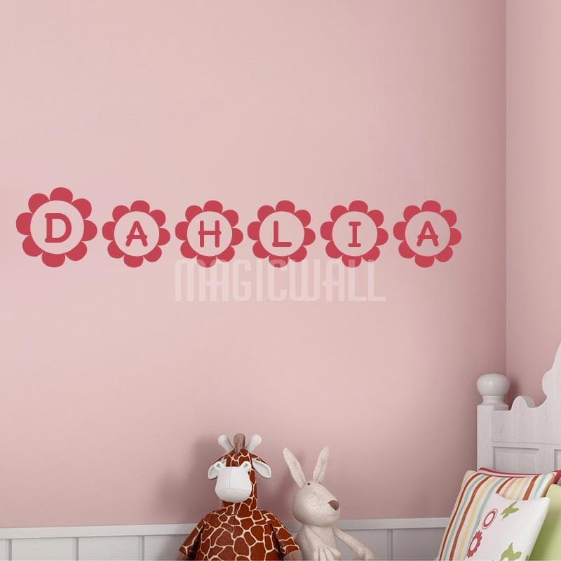 Personalized Wall Decals Canada