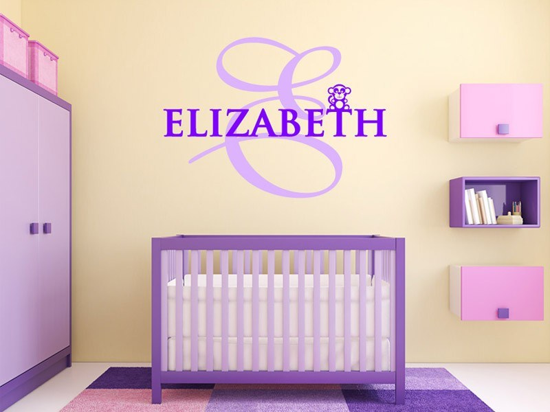 Personalized Wall Decals For Nursery