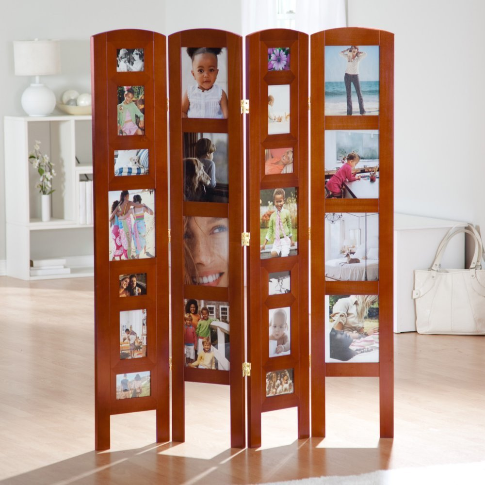 Photo Screen Room Divider