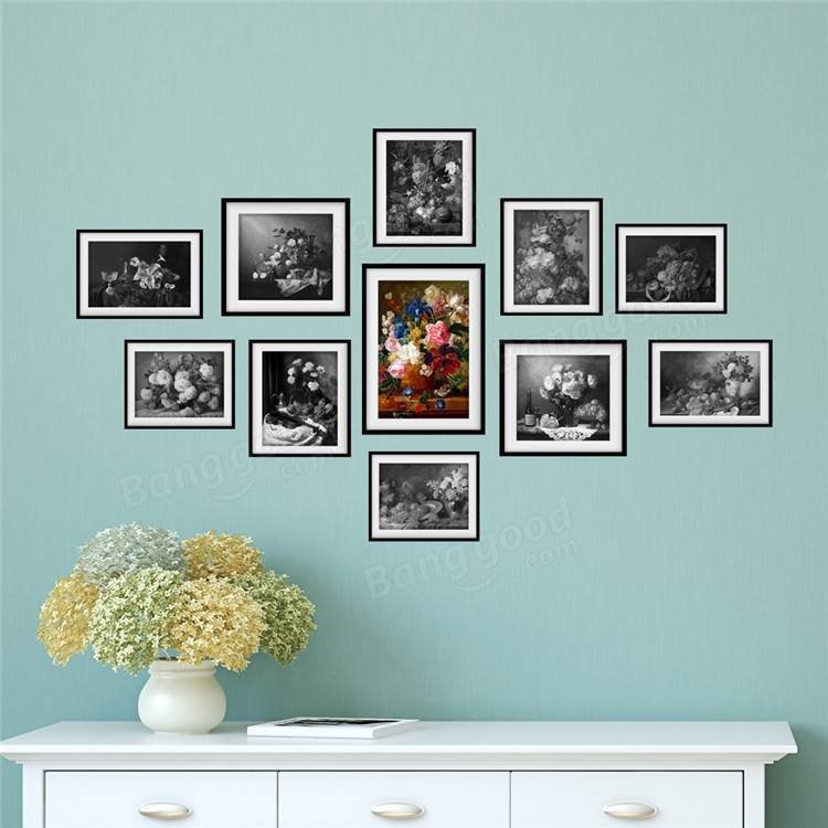 Picture Frame Wall Decals