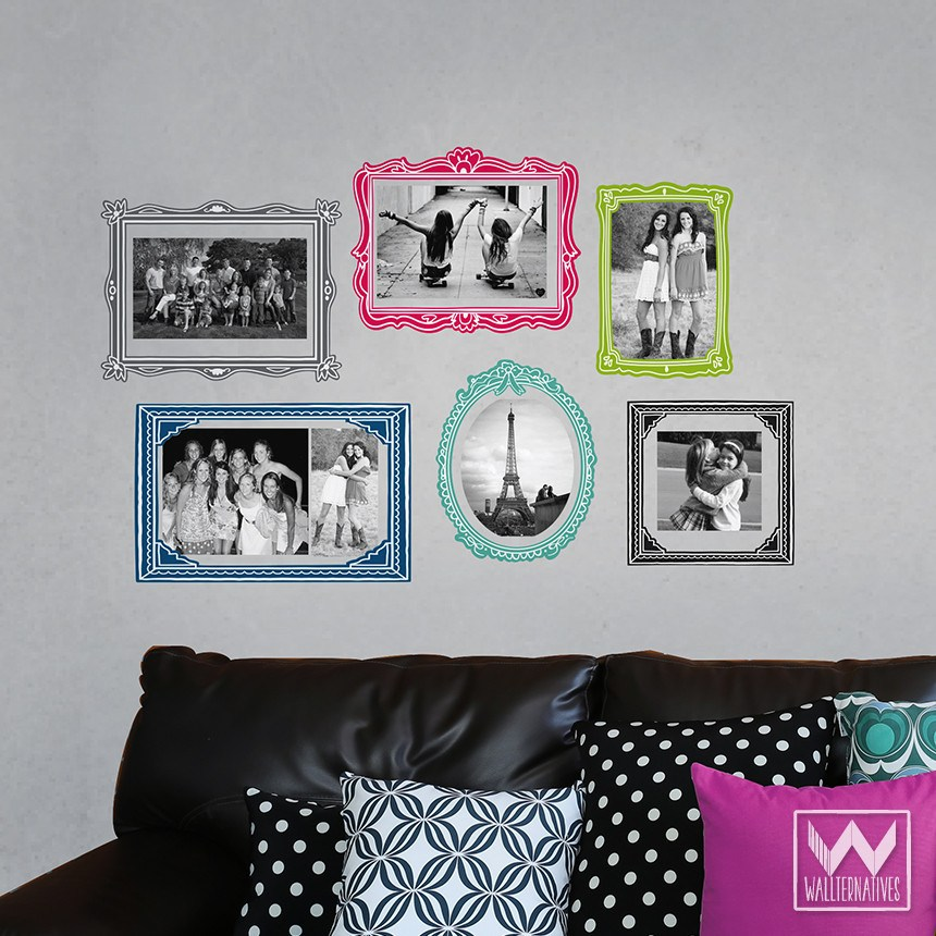 Picture Wall Decals
