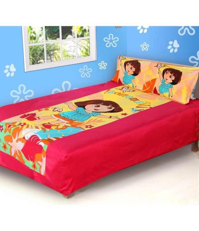 Pillow Bed For Kids