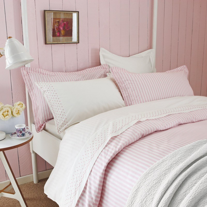 Pink And White Comforter Sets