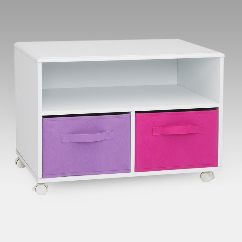 Pink Tv Stand