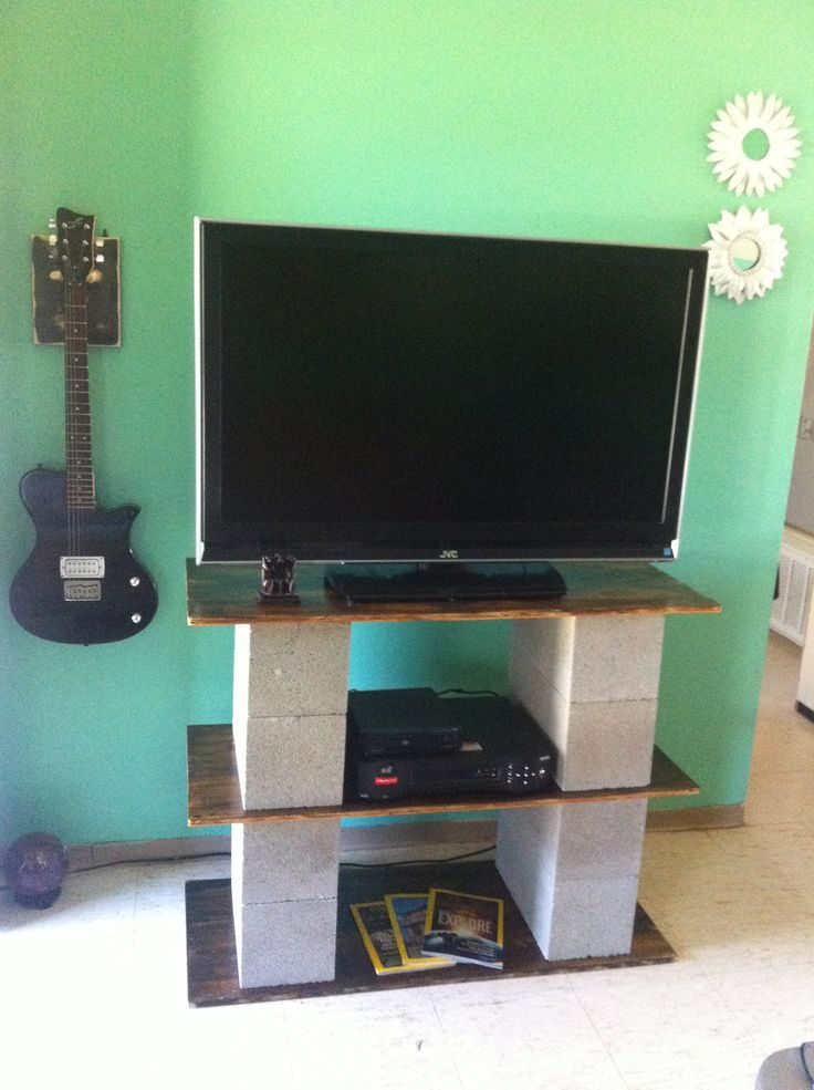 Pinterest Tv Stand Diy