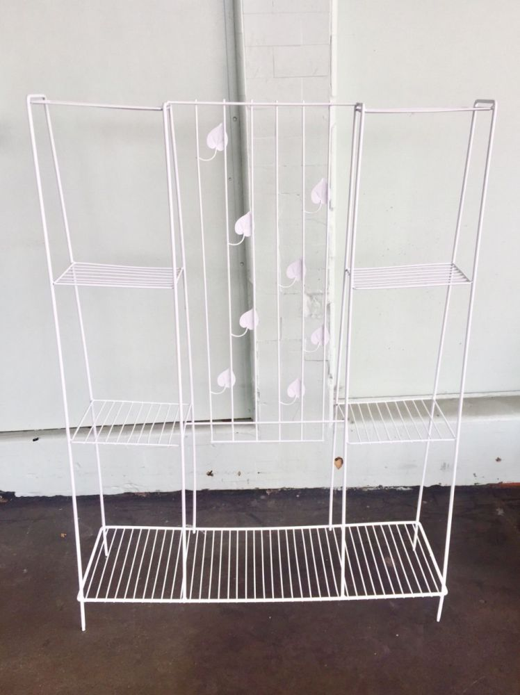 Plant Stand Room Divider