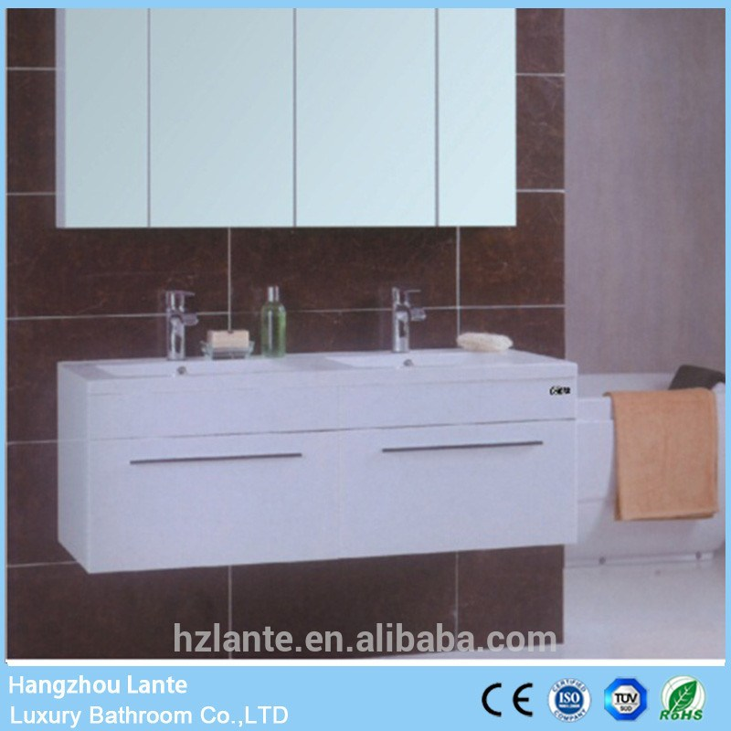 Plastic Bathroom Cabinet With Mirror