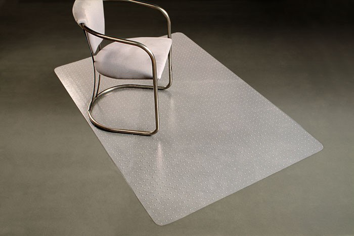 Plastic Office Chair Mat