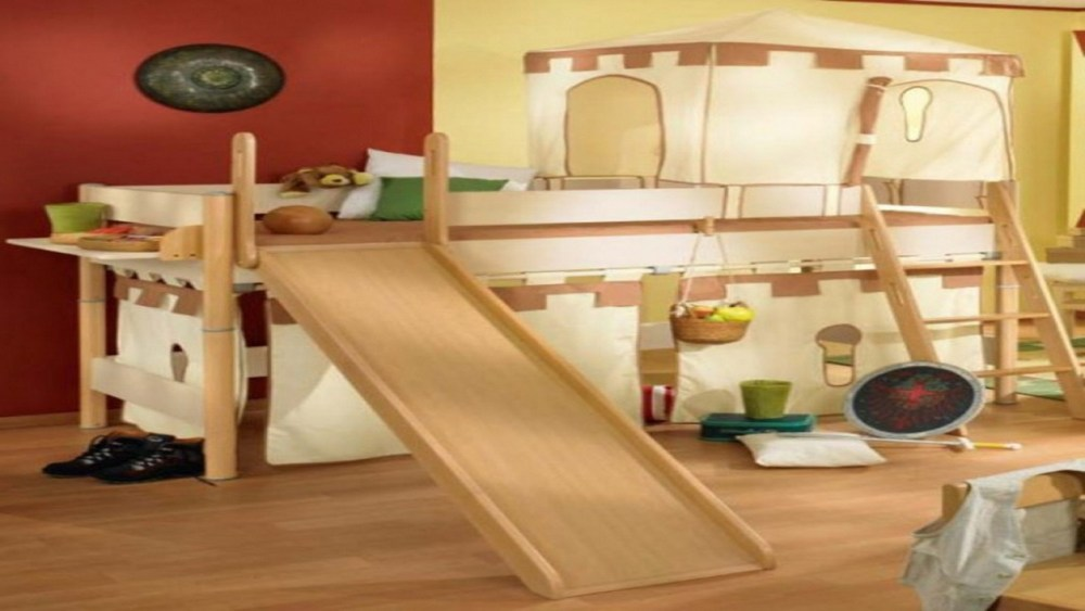 Play Beds For Kids