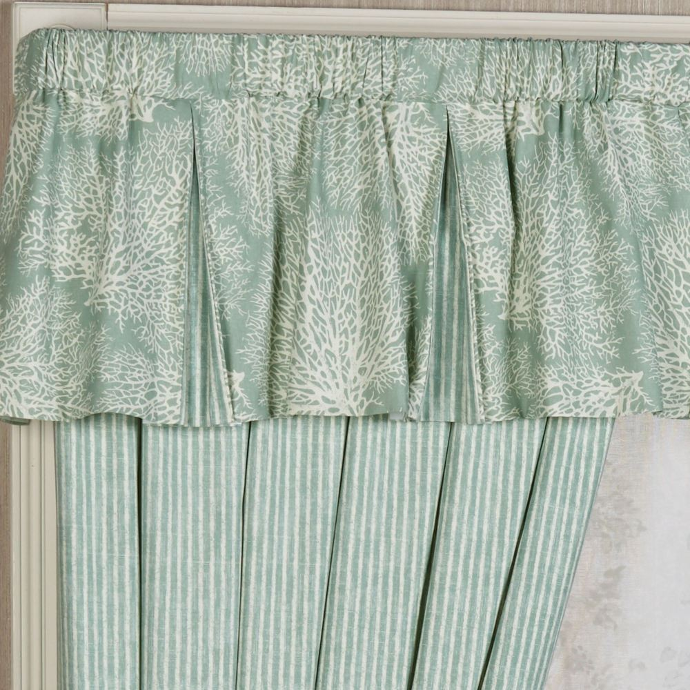 Pleated Valances Window Treatments