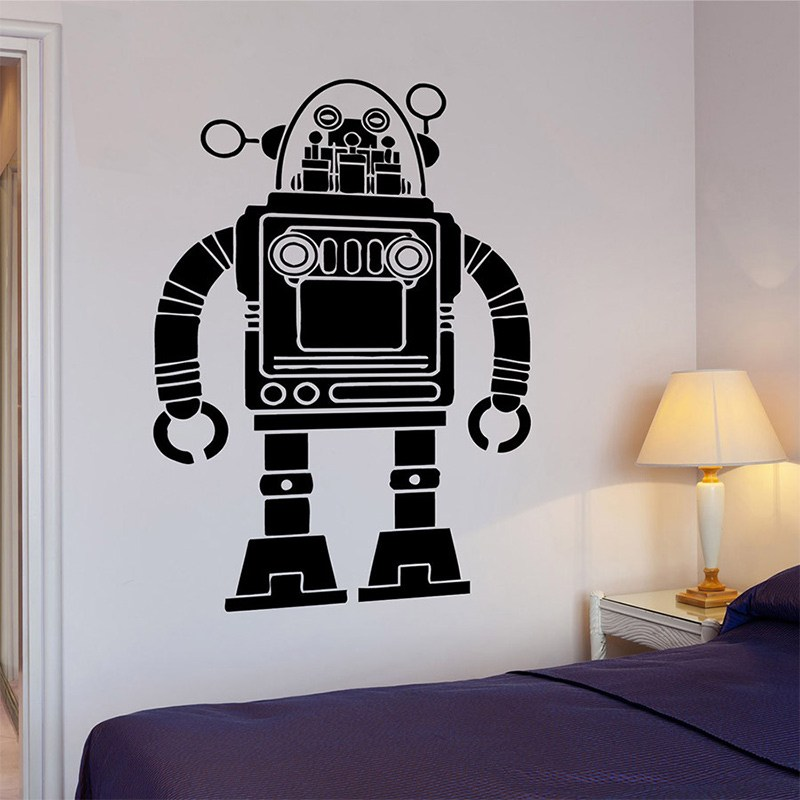 Pop Art Wall Decals