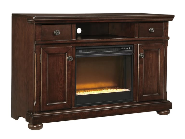 Porter Tv Stand With Fireplace