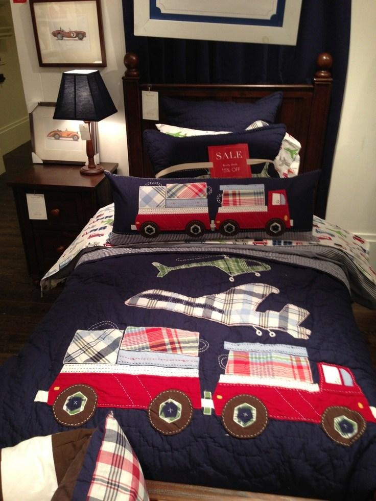 Pottery Barn Kids Boys Bedding