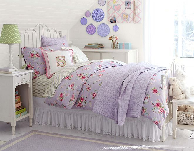 Pottery Barn Kids Owl Bedding