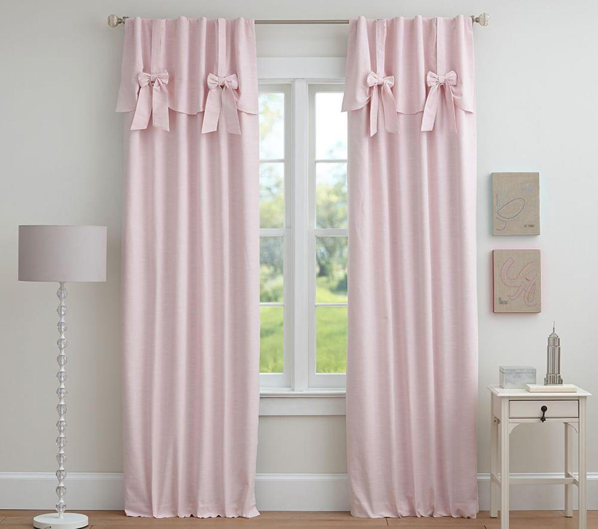 Pottery Barn Kids Valance