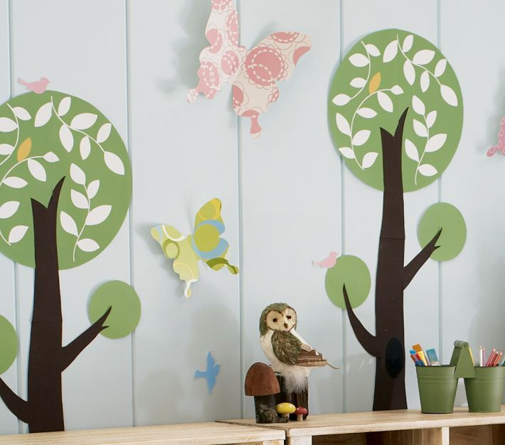 Pottery Barn Kids Wall Decals