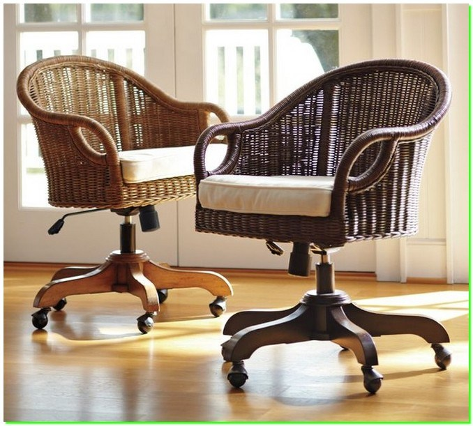 Pottery Barn Office Chair