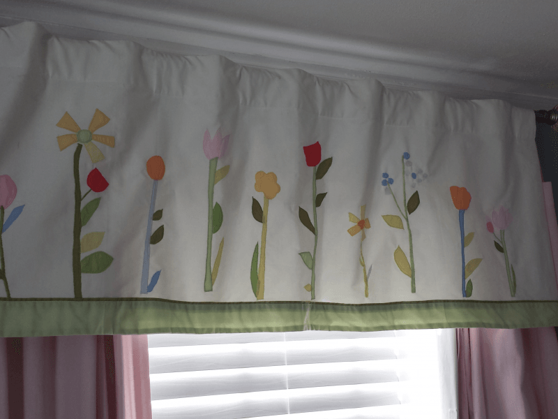 Pottery Barn Valances