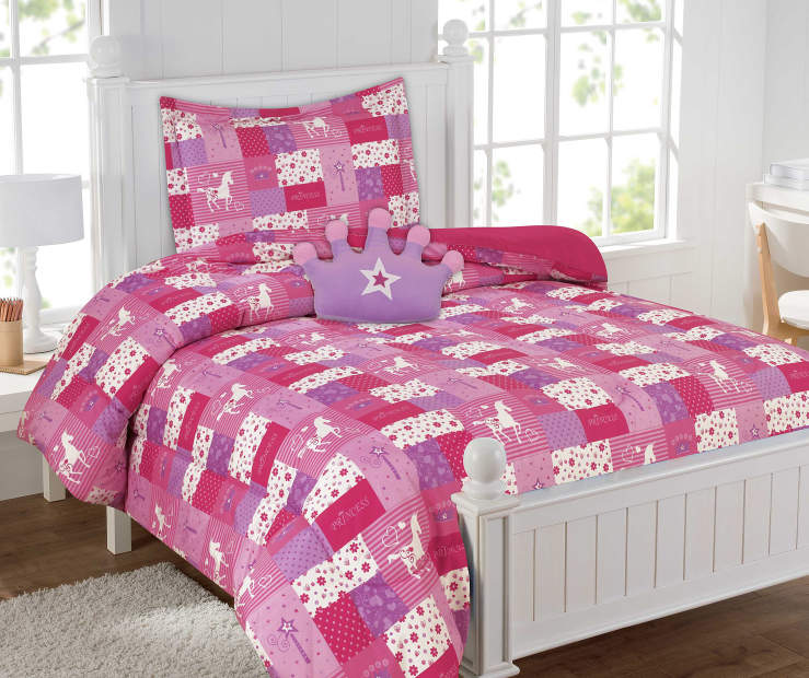 Princess Comforter Sets