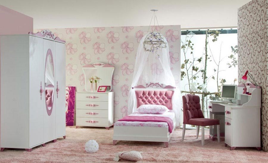 Princess Kids Bedroom Sets