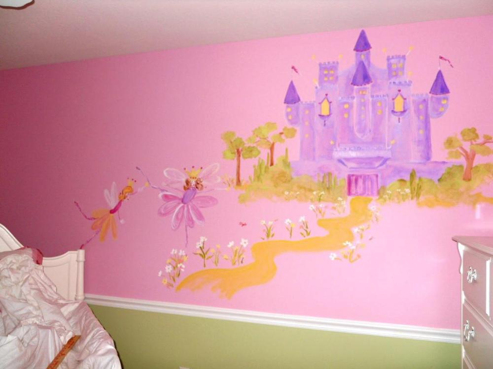 Princess Room Wall Decals