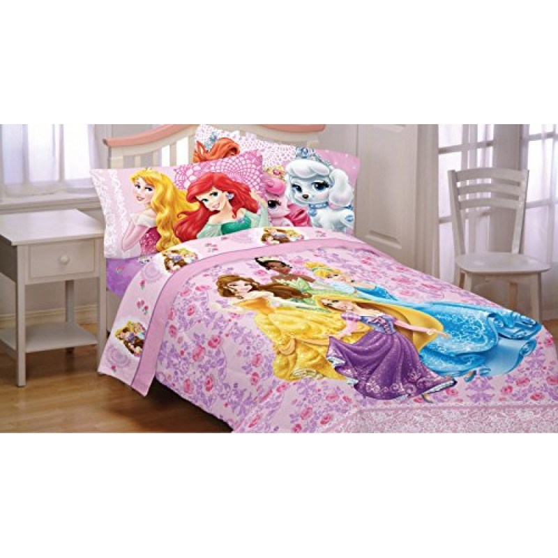 Princess Twin Comforter Set