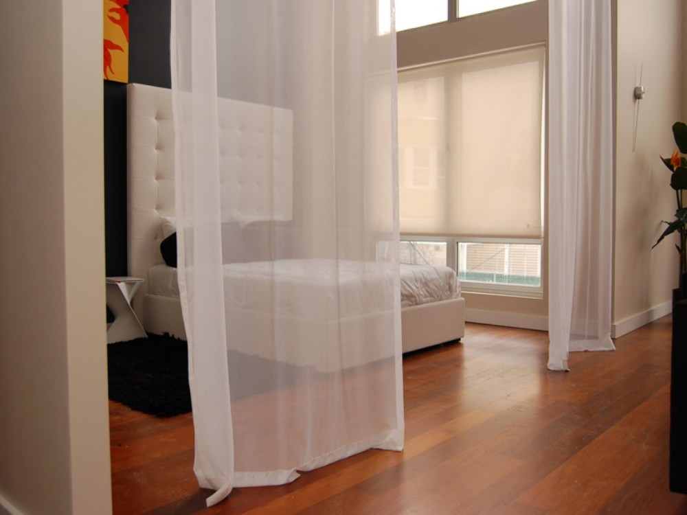 Privacy Room Divider Curtains