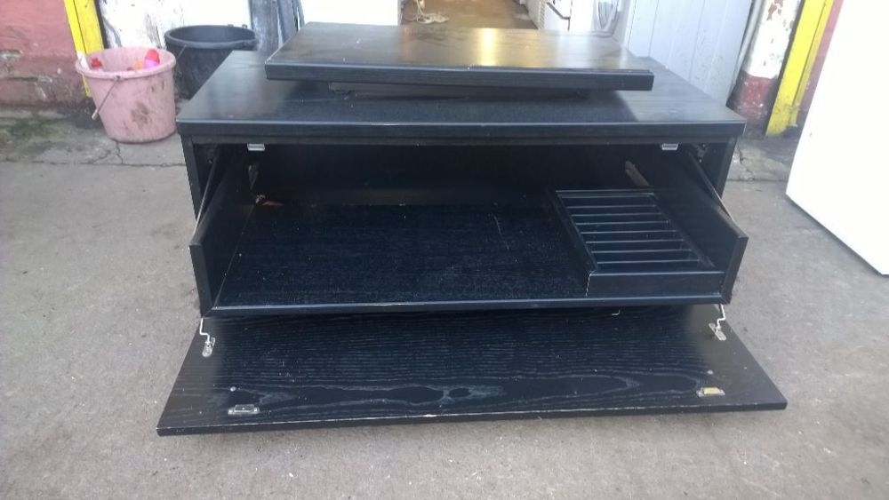 Pull Out Tv Stand Swivel
