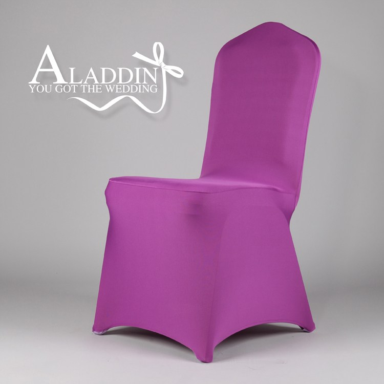 Purple Office Chair Cover