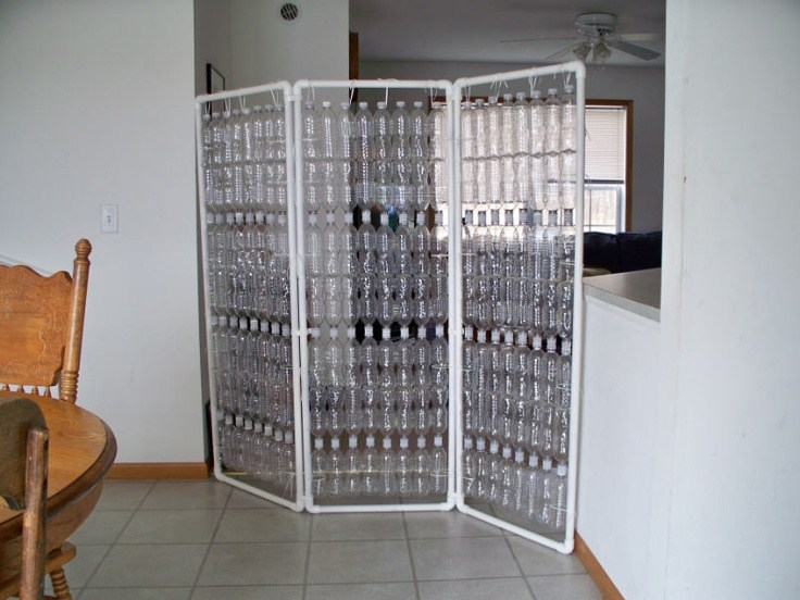 Pvc Pipe Fabric Room Divider