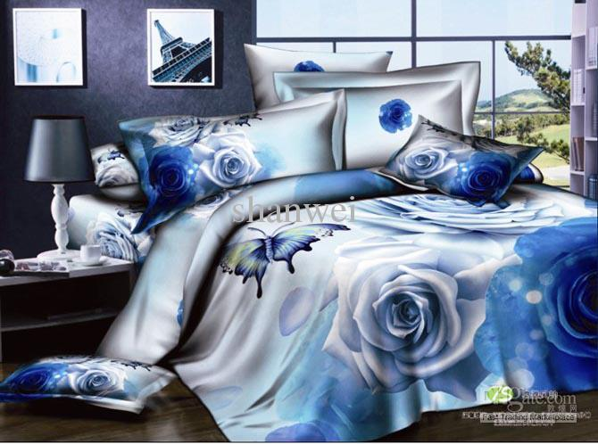Queen Comforter Sets Blue