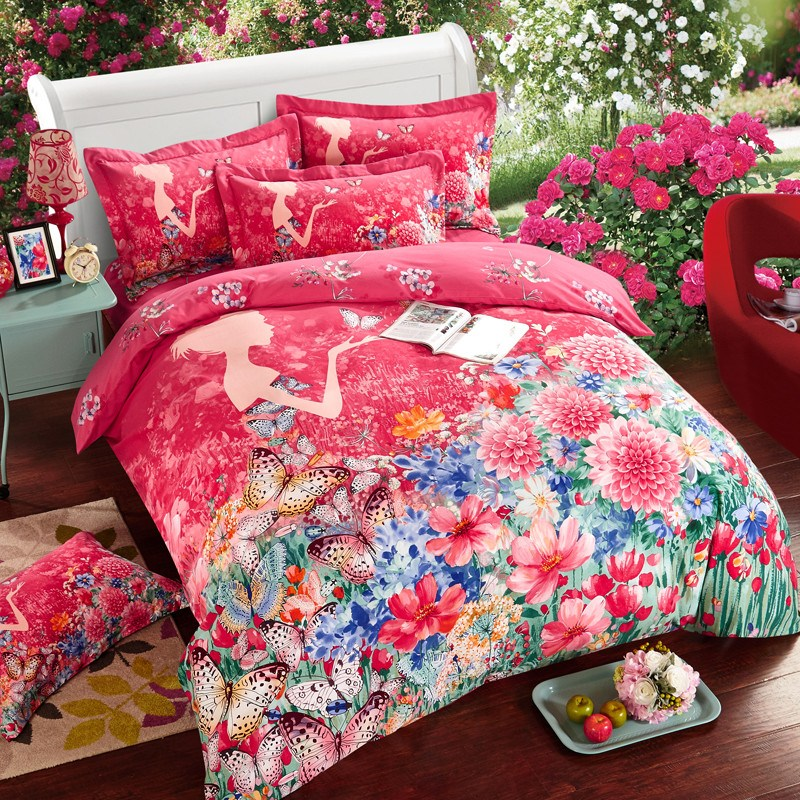 Queen Size Comforter Sets For Girls