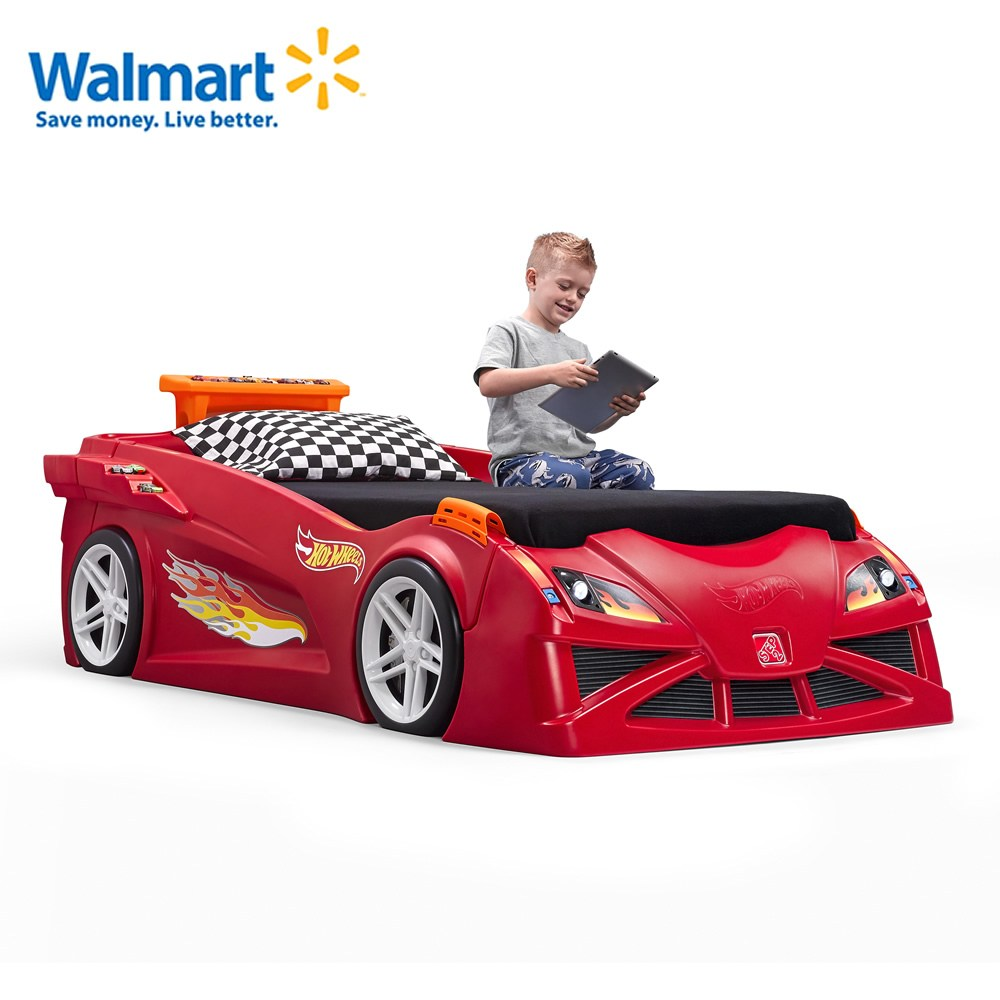 Race Car Bed For Kids