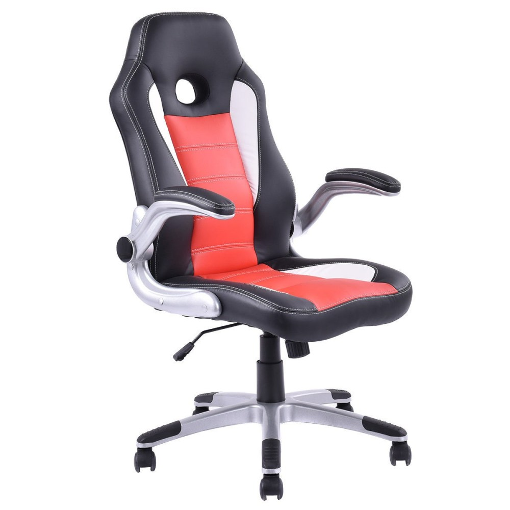 Racing Style Office Chair Bucket Seat