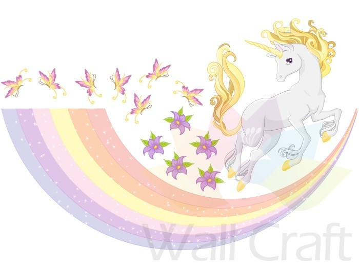 Rainbow Wall Decals Australia