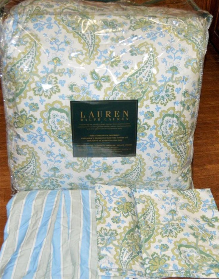 Ralph Lauren Comforter Sets King