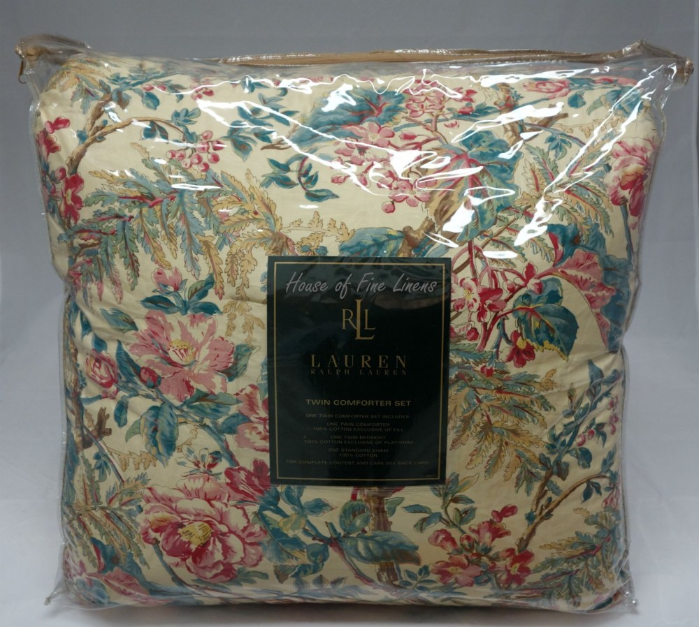 Ralph Lauren Comforter Sets Queen