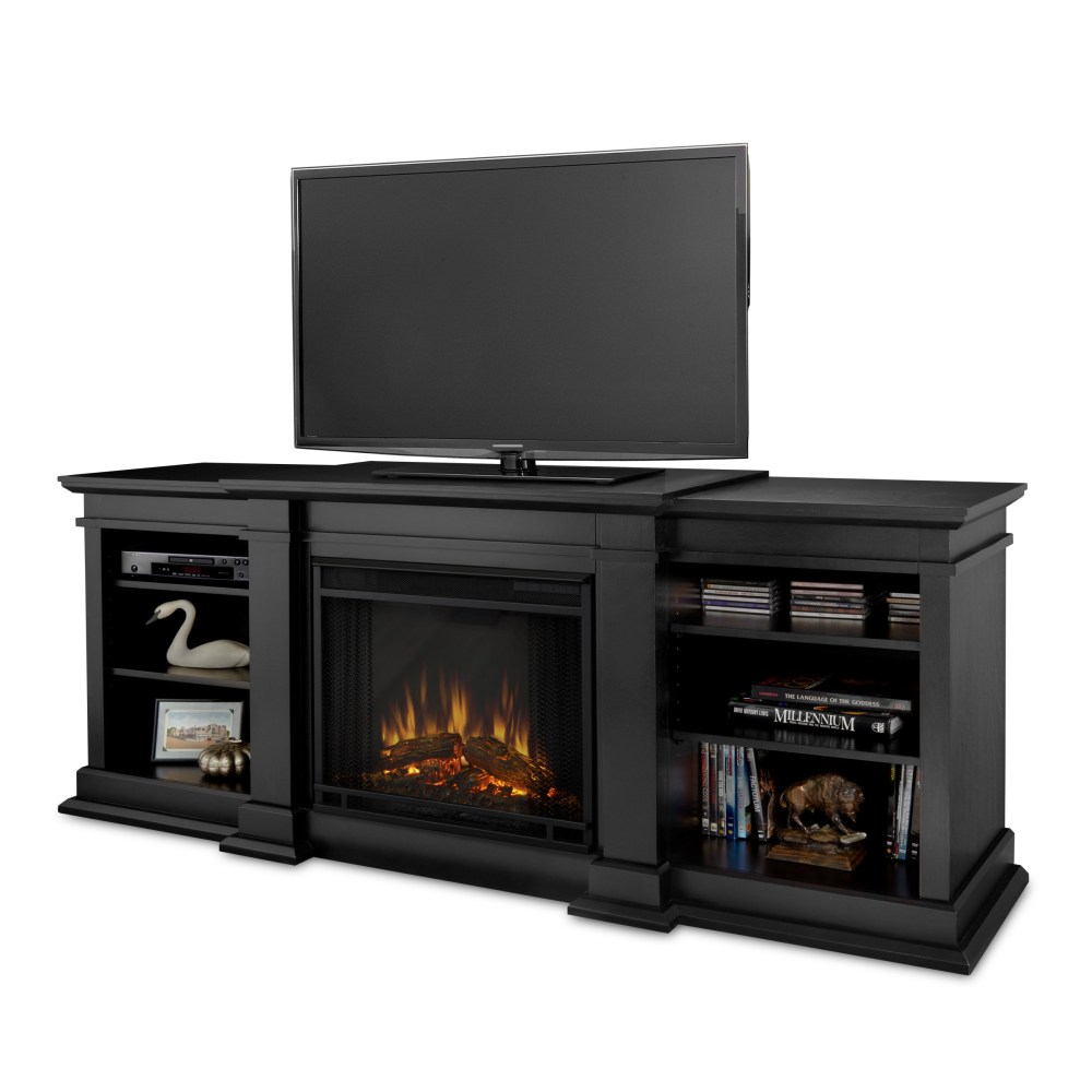 Real Flame Fireplace Tv Stand
