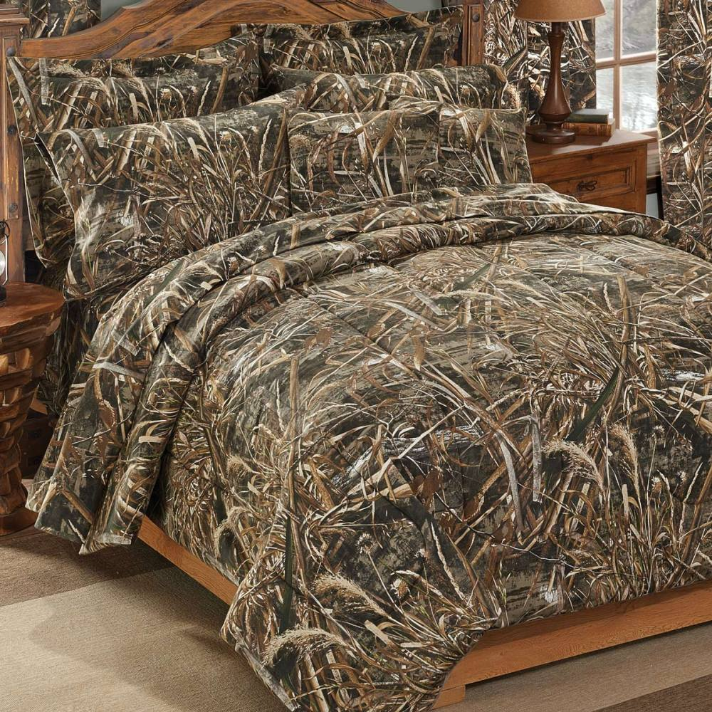 Realtree Comforter Set Queen