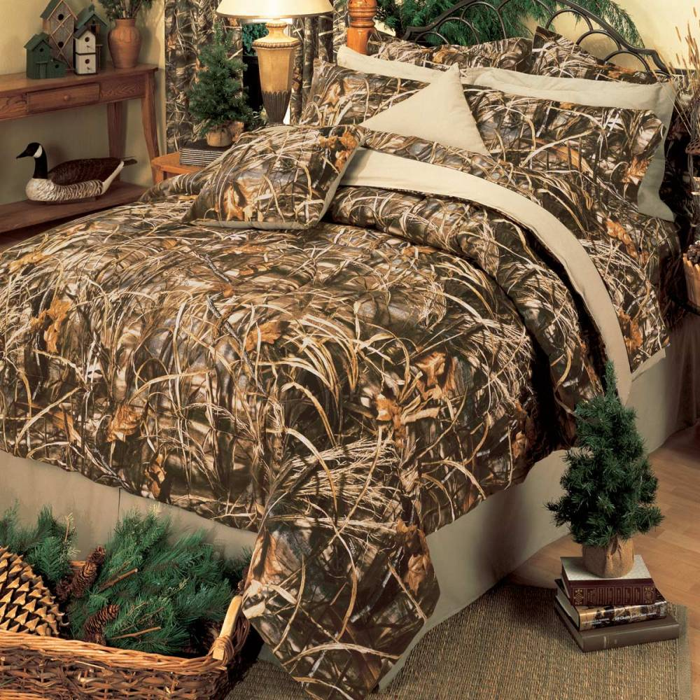Realtree Comforter Sets
