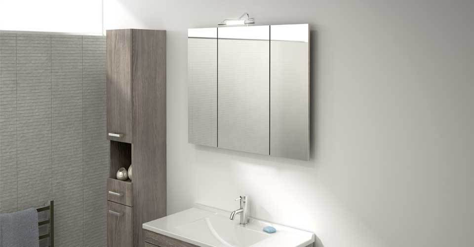 Recessed Bathroom Mirror Cabinet Nz