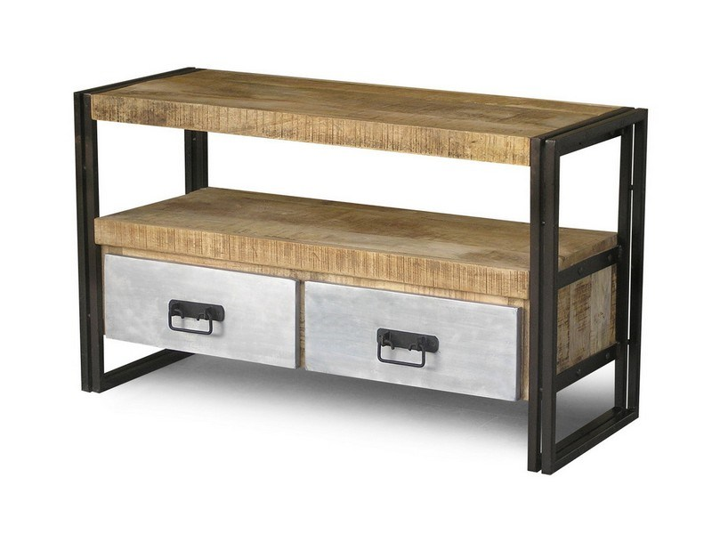 Reclaimed Wood Tv Stand Diy