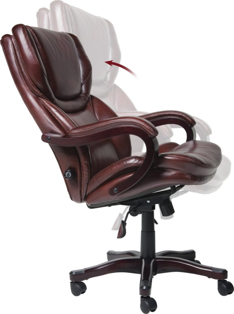 Recliner Office Chair With Footrest