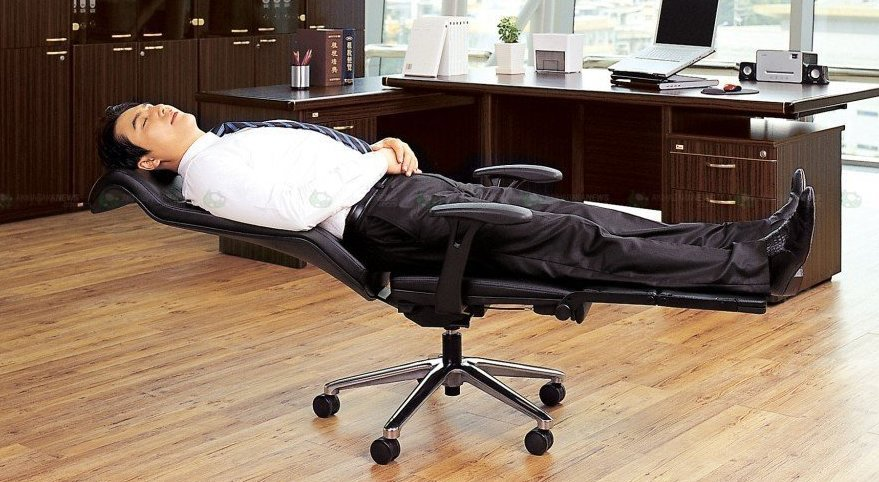 Recliner Office Chairs