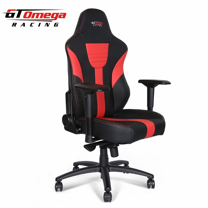 Red And Black Office Chair