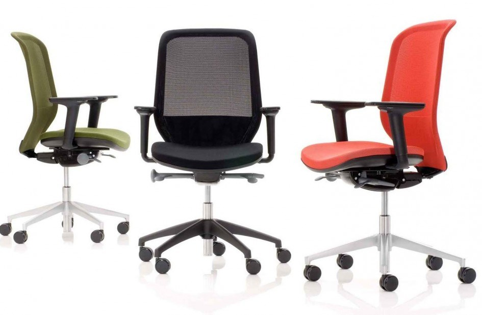 Red And Black Office Chairs