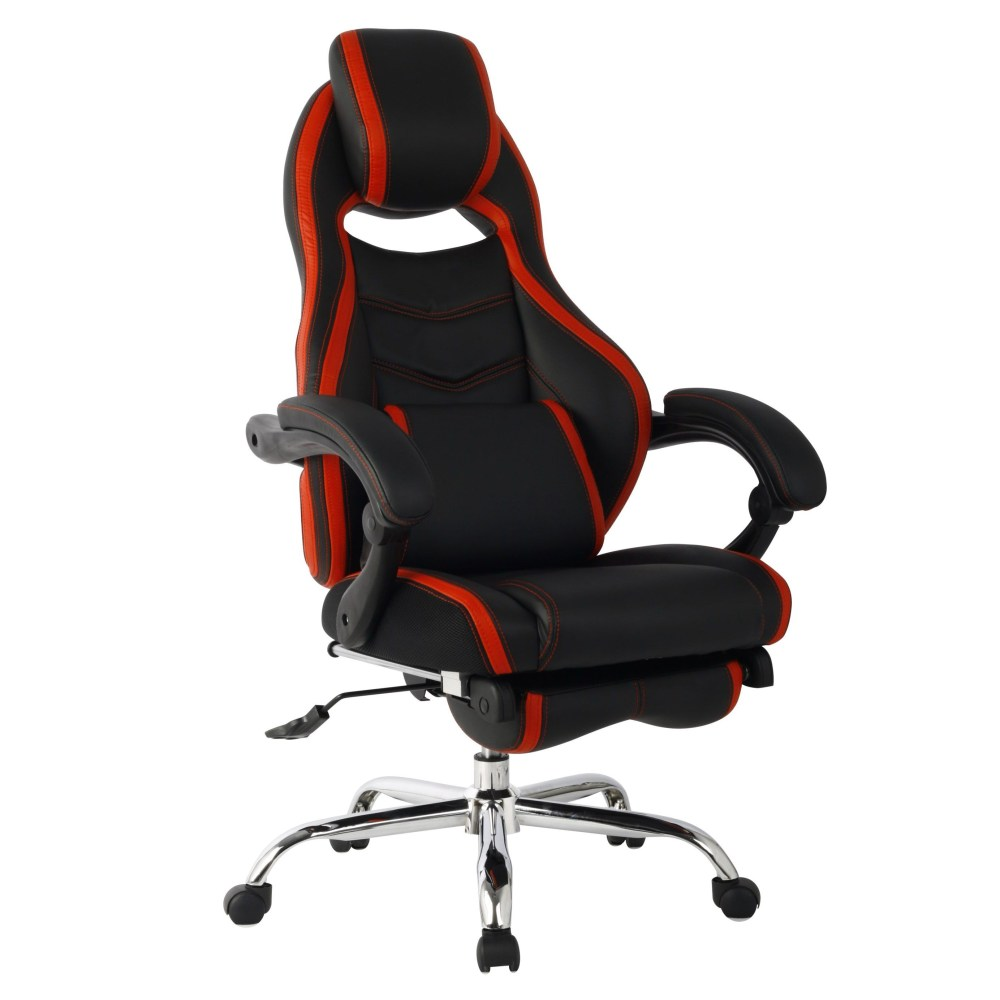 Red High Back Office Chair