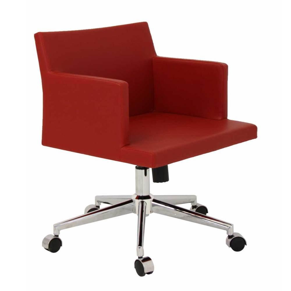 Red Office Chair Ikea
