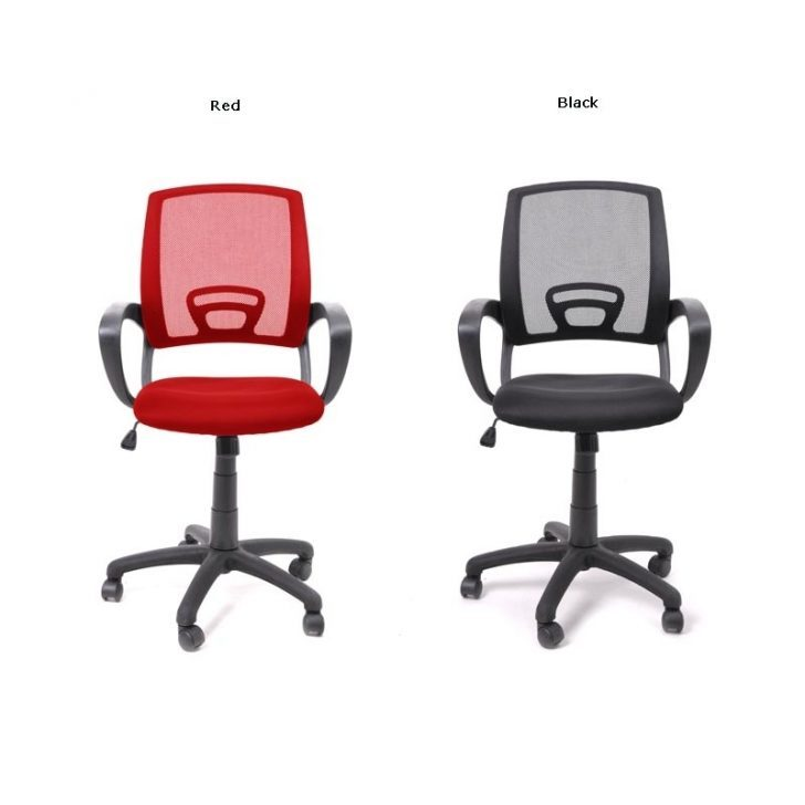 Red Office Chairs Uk