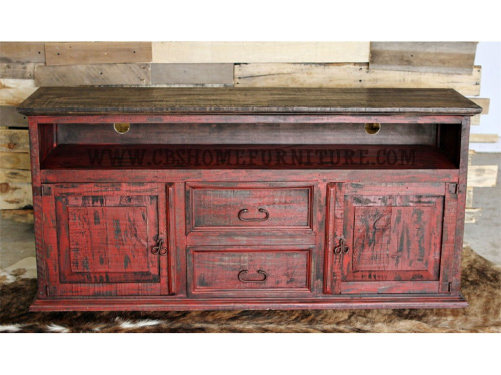 Red Tv Stands Furniture
